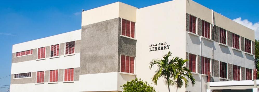 Zenas Gerig Library